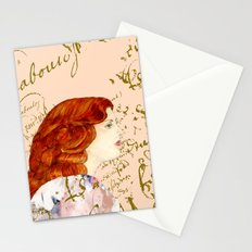I love Redheads Stationery Cards