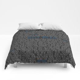 Just Read Comforters