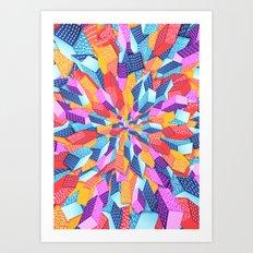 Inside Out Art Print