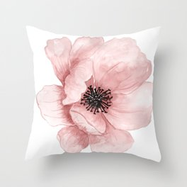 Flower 21 Art Throw Pillow