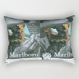 Un tipo muy duro Rectangular Pillow