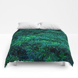 Odaiba Overgrowth Comforters
