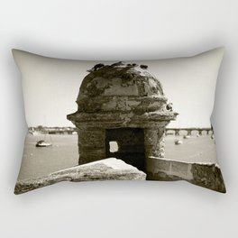 Castillo de San Marcos Rectangular Pillow