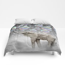 The Simple Things Are the Most Extraordinary (Elephant-Size Dreams) Comforters