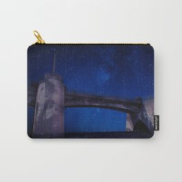 Sepulveda Dam at Night Carry-All Pouch