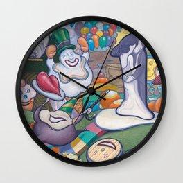 2's My Favorite 1 Wall Clock