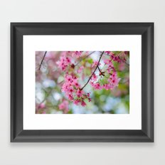 It's time to Bloom! Framed Art Print
