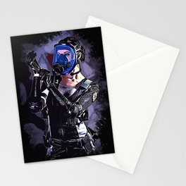 LUPO - Resident Evil Stationery Cards