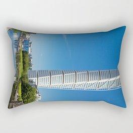 Turning Torso Rectangular Pillow