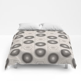 Fractal Cogs n Wheels in CMR01 Comforters