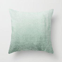 FADING GREEN EUCALYPTUS Throw Pillow