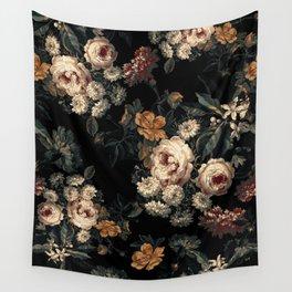 Midnight Garden XIV Wall Tapestry