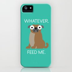 The Pugly Truth Slim Case iPhone (5, 5s)