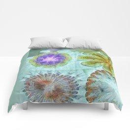 Attitudinal Proportion Flower  ID:16165-113431-66510 Comforters