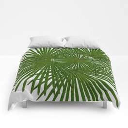 Fan Palm Comforters
