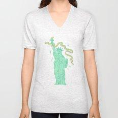 Liberty Unisex V-Neck