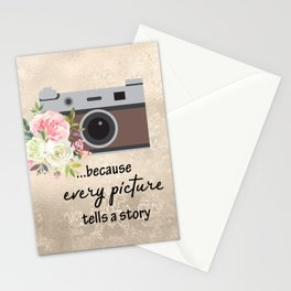 Because every picture Stationery Cards