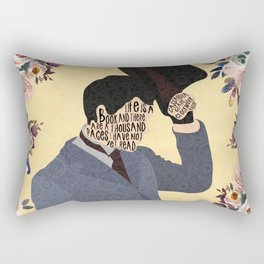 Will Herondale - Clockwork Angel Rectangular Pillow