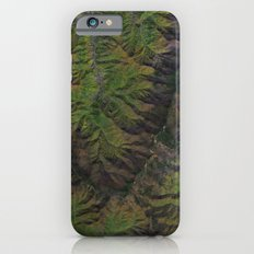 Blue Ridge Mountains North Carolina North America Slim Case iPhone 6s