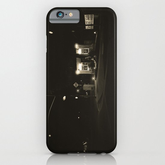 corner palm reading iPhone & iPod Case