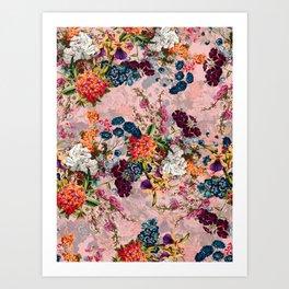 Summer Botanical Garden VIII - II Art Print