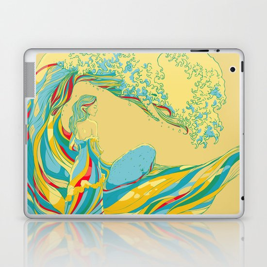 I See My Mother Laptop & iPad Skin