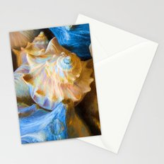 Impressionistic Shell Game Stationery Cards