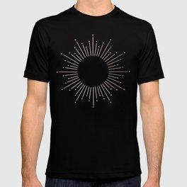 Moon Dust Rose Gold T-shirt