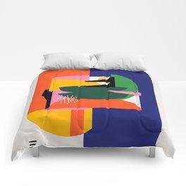 Mad sweet Comforters