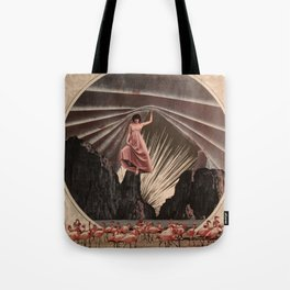 Under The Milkyway Tote Bag