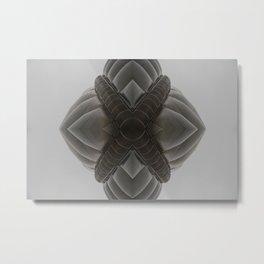 SDM 1011 - digital symmetry Metal Print