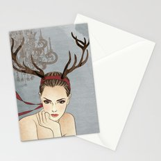 Costume Party 1 Stationery Cards