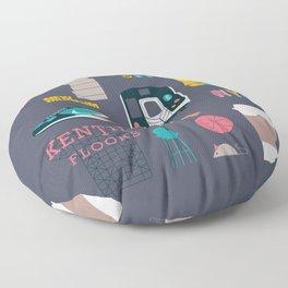 NYC Floor Pillow