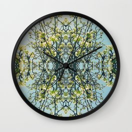 IRON WORKS Wall Clock