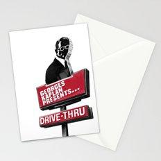 Georges Kaplan Presents... 'Drive-Thru' - Single artwork Stationery Cards