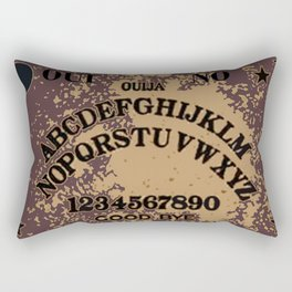ouija board Rectangular Pillow