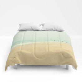 Sea Mist Comforters