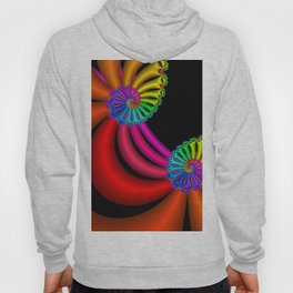 life is colorful -6- Hoody