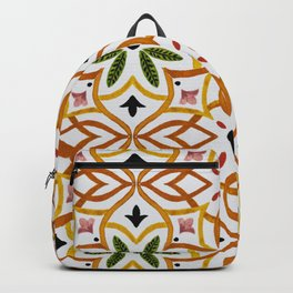 Obsession nature mosaics Backpack
