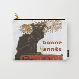 Bonne Annee Happy New Year Parody Carry-All Pouch