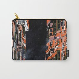 Nepal Apartments Carry-All Pouch