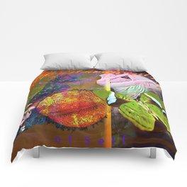 The Awakening of Self Comforters