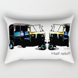 Half Return Rectangular Pillow