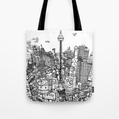 Toronto! (version #2) Tote Bag