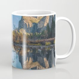 Yosemite Valley Reflections Coffee Mug