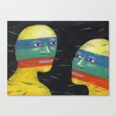 Jet Set Canvas Print