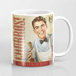 CHURROS Coffee Mug