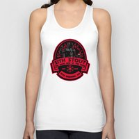 sith Tank Tops featuring Sith Stout by CarloJ1956