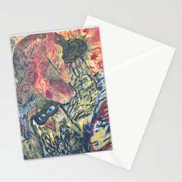 By the Sacred Teepee Stationery Cards