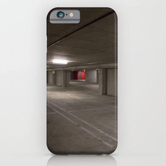 Parking Garage iPhone & iPod Case